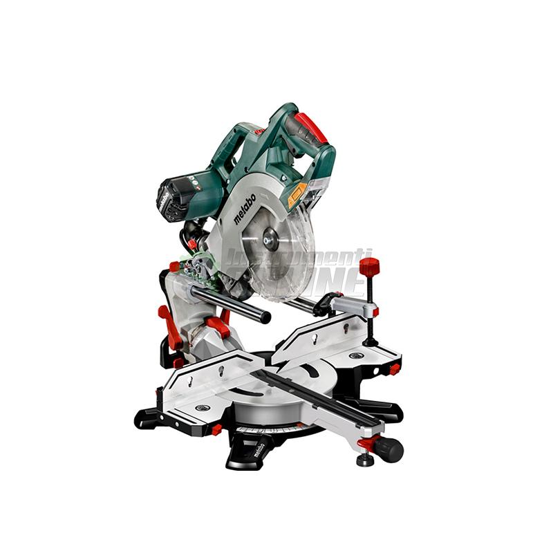 Герунг, циркуляр, циркуляр с изтегляне, 216 мм, 1 800 W, KGSV, 72 Xact, Metabo