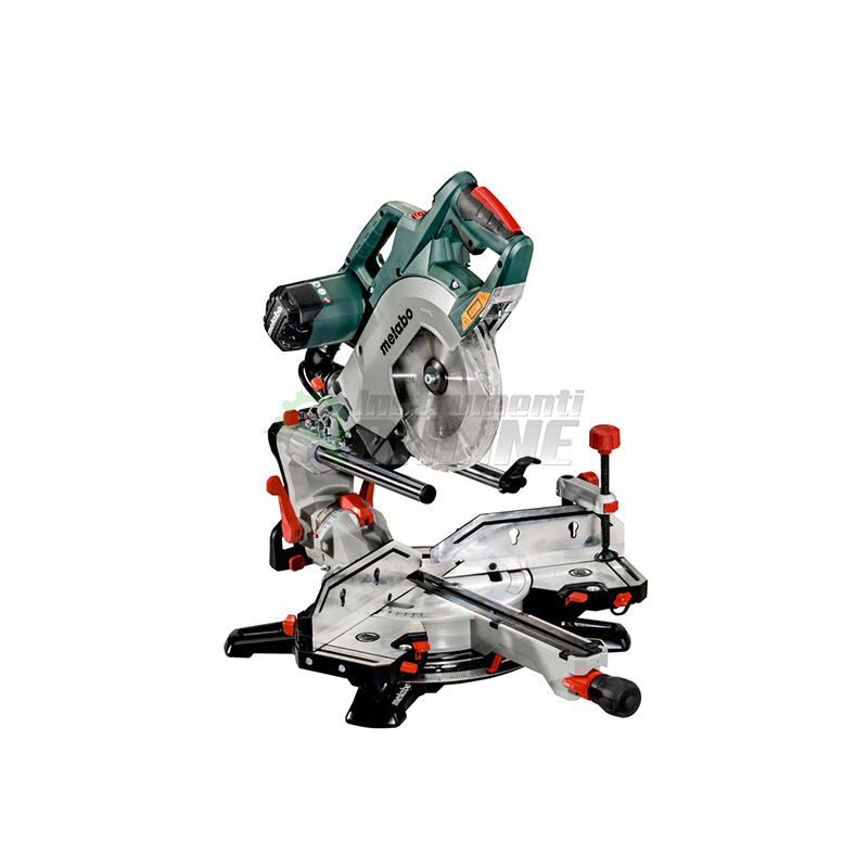 Герунг, циркуляр, циркуляр с изтегляне, 216 мм, 1800 W, KGSV 72, Xact SYM, Metabo