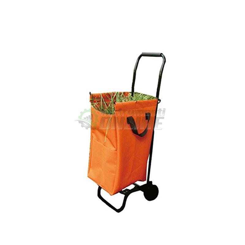 Градински кош, градинска количка, 360 x 400 x 1000 мм, Top Garden