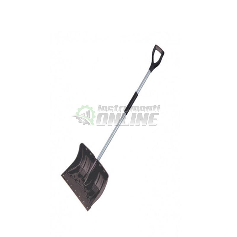 Гребло за сняг, метална дръжка, 130 cm, 46 x 32 cm, Topmaster, Professional