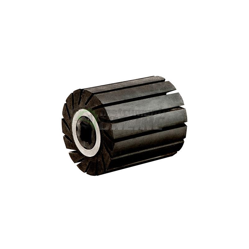 гумен, валяк, Гумен валяк, 90 х 100 мм, Metabo