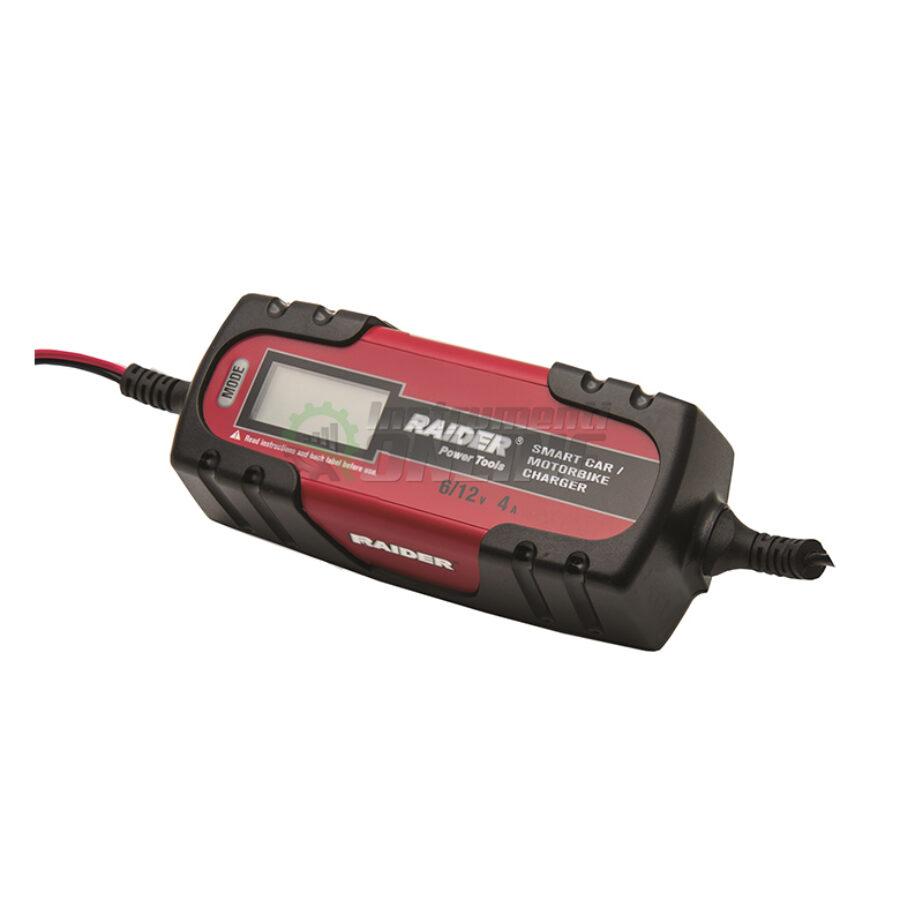 Инверторно зарядно, зарядно, зарядно за акумулатор, RD-BC13, Raider