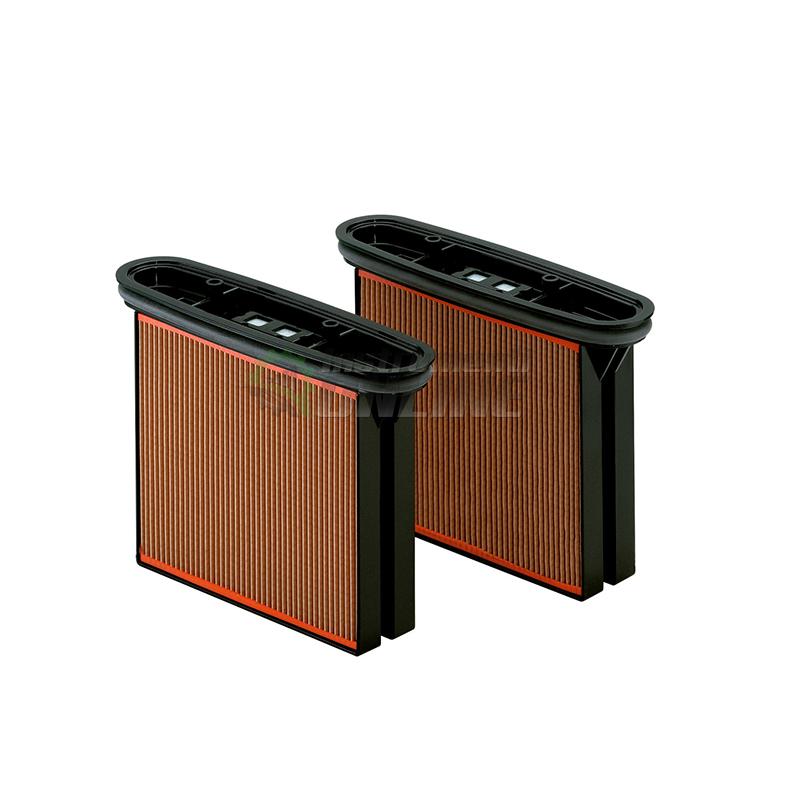 Комплект, 2 броя, филтърни, касети, целулозни клас, клас М за, ASR25, ASR35, ASR50, Metabo