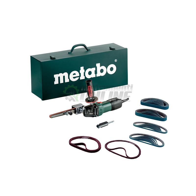 Лентов шлайф, шляйф, лентов, 950 W, 6-19 x 457 мм, BFE 9-20, Metabo