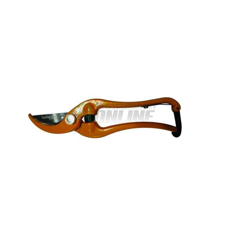 """Лозарска ножица, 9"""" / 225 мм, Top Garden, Premium"""