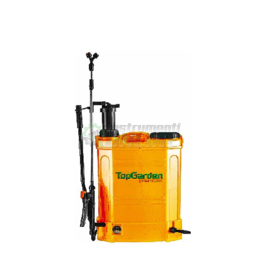 Оловно-киселинна, батерия, 12 V, 8 AH, батерия за пръскачка, Top Garden