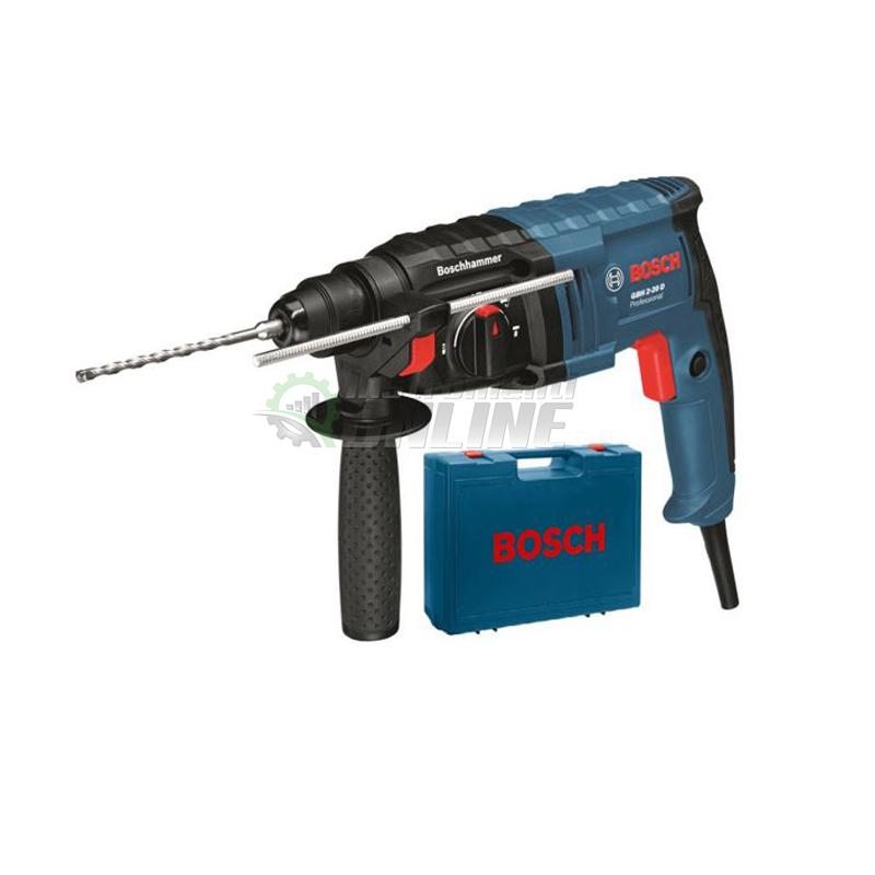Перфоратор, 650 W, SDS plus, 1.7 J, GBH 2-20 D Professional, Bosch, перфоратор Bosch, перфоратор