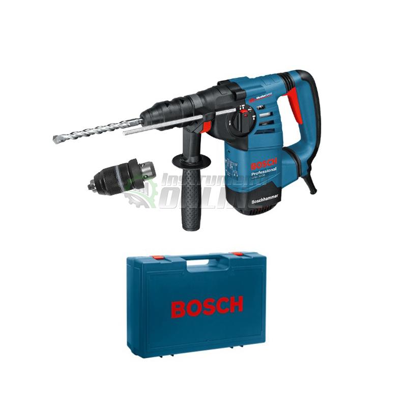 Перфоратор, 780 W, SDS Plus, 13 мм, GBH 3000, Bosch, перфоратор Bosch, перфоратор, Bosch Professional