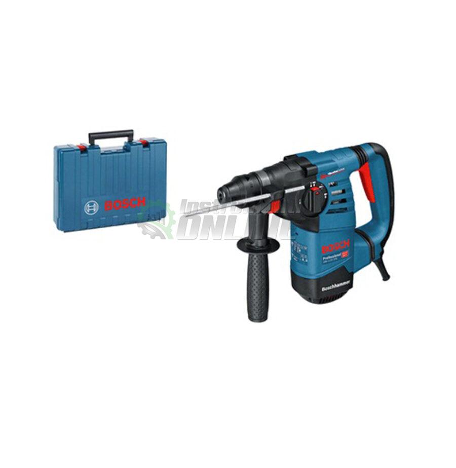 Перфоратор, 880 W, SDS Plus, куфар, GBH 3-28 F DRE, Bosch, перфоратор Bosch, перфоратор, Bosch Professional