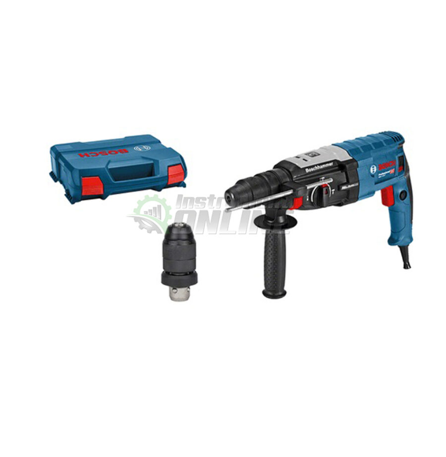 Перфоратор, 880 W, SDS Plus, 3.2 J, GBH 2-28 F, Bosch, перфоратор Bosch, перфоратор