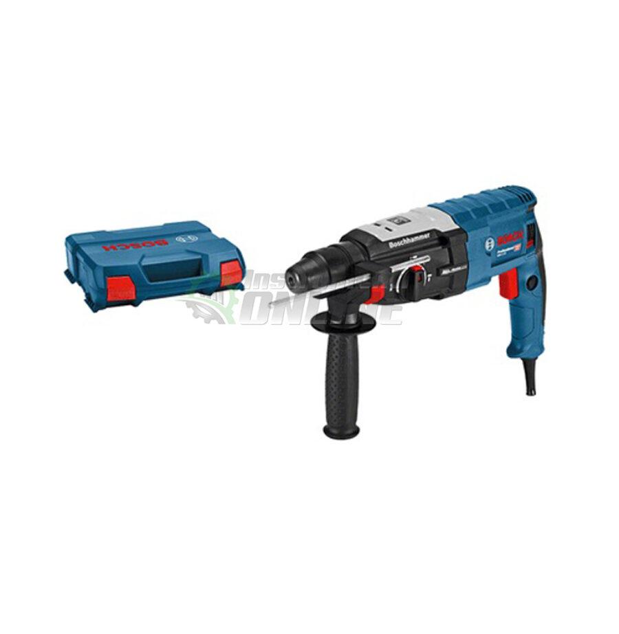 Перфоратор, 880 W, SDS plus, куфар L-Boxx, GBH 2-28, Bosch, перфоратор Bosch, перфоратор