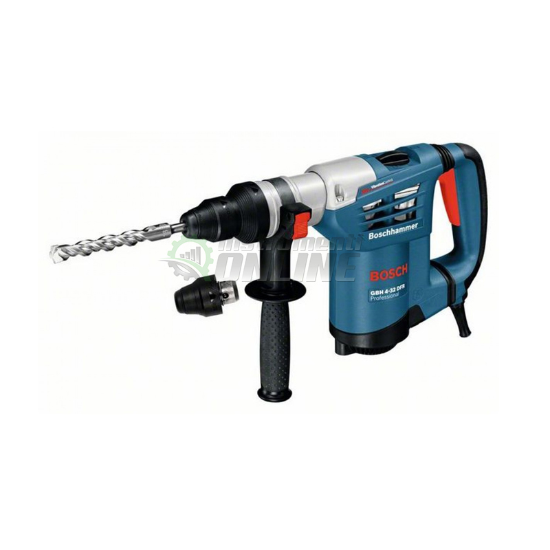 Перфоратор, 900 W, SDS Plus, 6-32 мм, GBH 4-32, Bosch, перфоратор Bosch, перфоратор, Bosch Professional