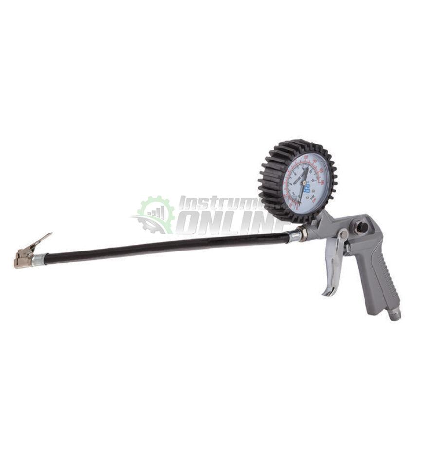 пиостолет за въздух, Пистолет за гуми, манометър, RD-TI01, Raider