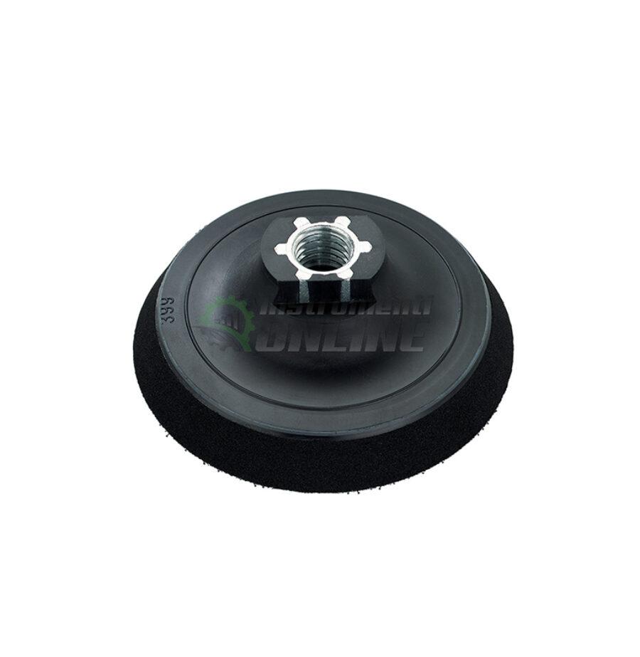Подложен диск, диск за ъглошлайф, диаметър 123 мм, M14, Velcro, Metabo