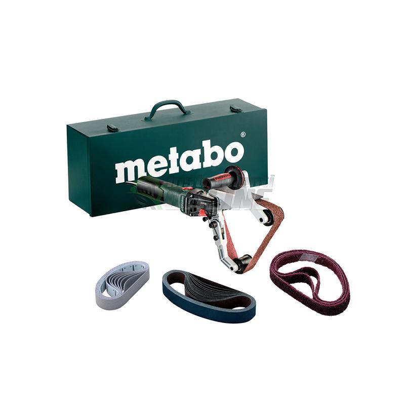 Шлайф, лентов, шлайф за тръби, 1 550W, 40 x 760 мм, RBE 15-180 Set, Metabo