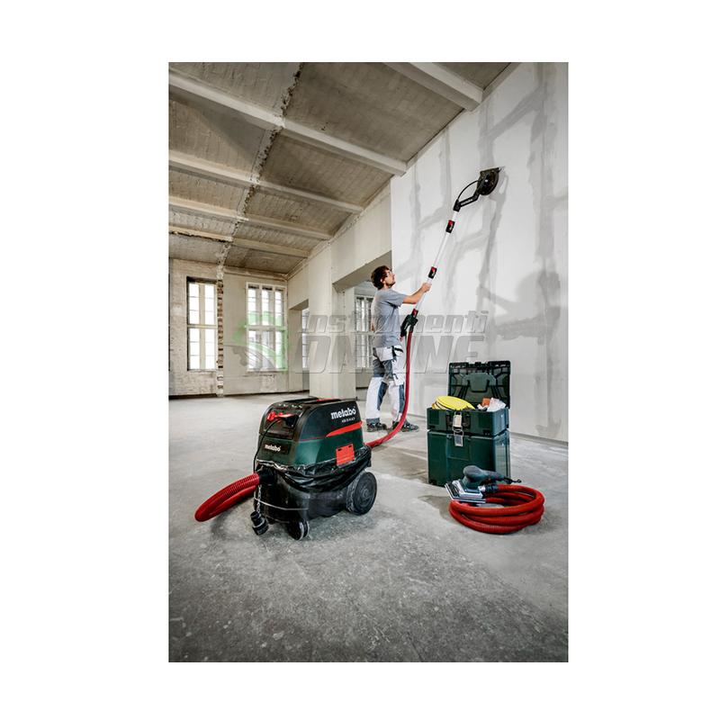 Шлайф, шлайф за стени, шлайф машина, шлайф за тавани, 500 W, 225 мм, LSV 5-225, COMFORT, Metabo