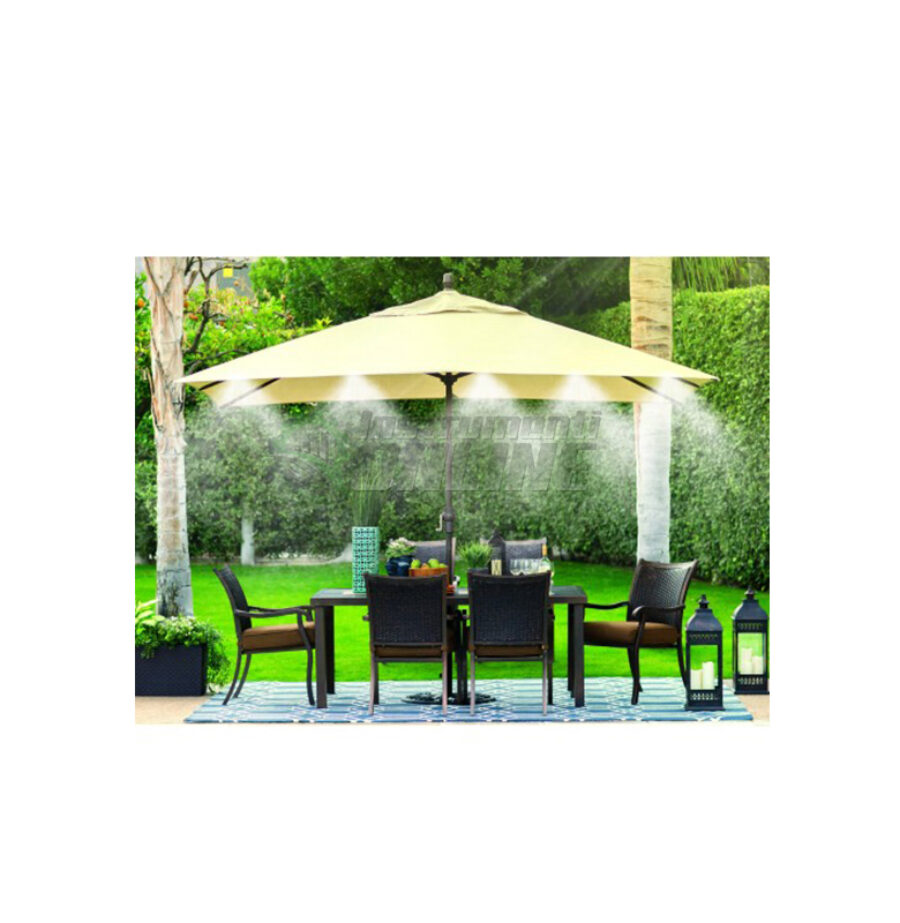 Система за охлаждане, водна мъгла, 15 метра, Top Garden, Premium