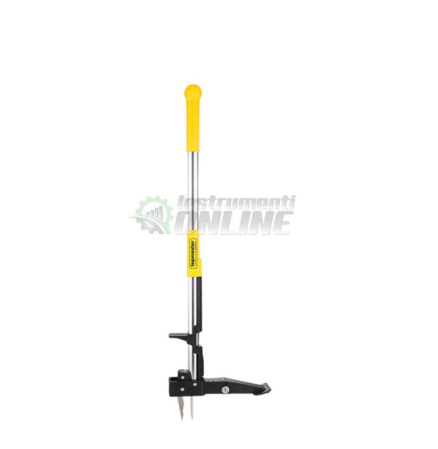 Уред за плевели, изкоренител за плевели, премахване на плевели, 1000 мм, Topmaster, Professional