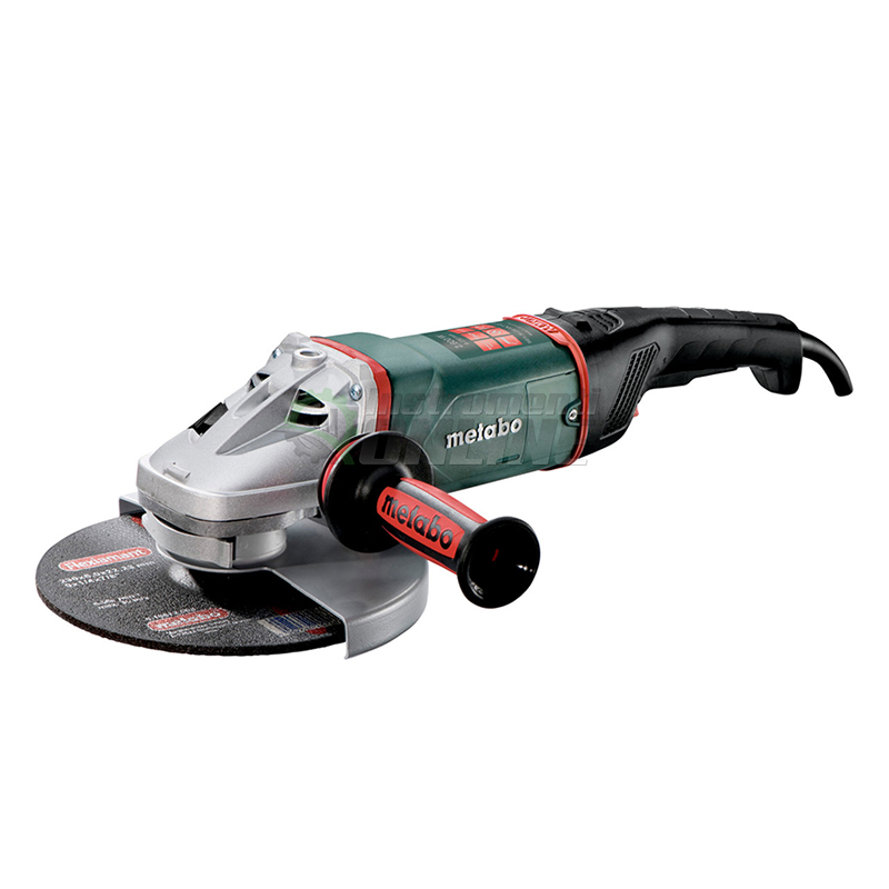 Ъглошлайф, 230 мм, 2600W, WEA 26-230, MVT, Quick, Metabo