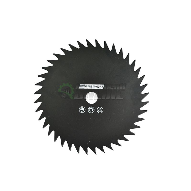 Диск за тример, диск, тример, 40 зъба, фи 550 мм, 25.4 мм, Premium