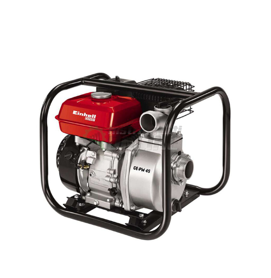Моторна, бензинова, помпа, 6,5 к.с , 25 напор, GE-PW 45, Eeinhell