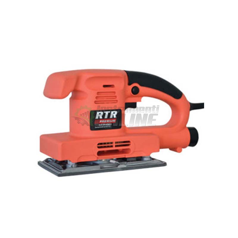 Виброшлайф, 180 W, 187 - 90 мм, KPSA0114, Premium