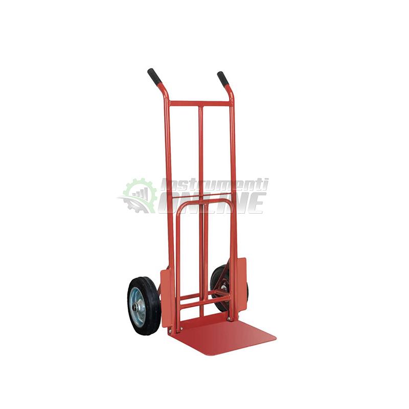 Багажна, количка, 250 кг, бандаж, Premium