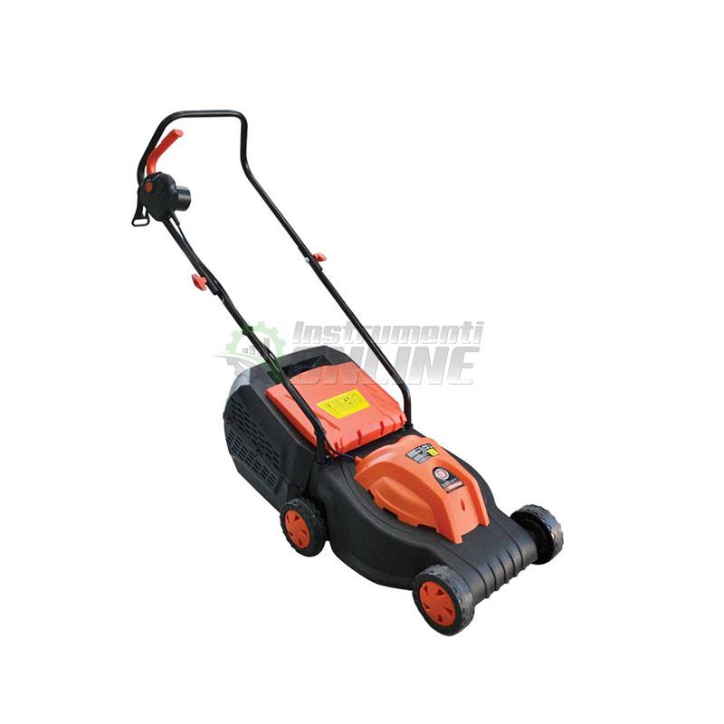 Електрическа, косачка, 1200 W, 32 cm, безчетков мотор, 32E-6, Premium