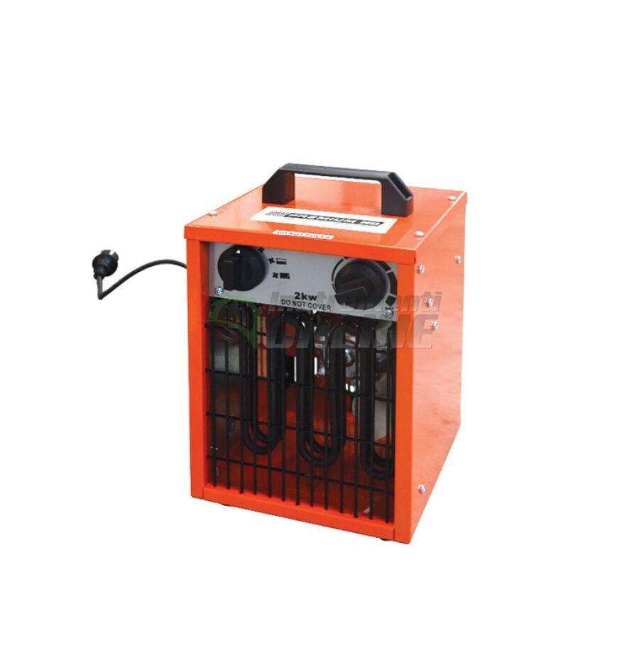 Електрически, калорифер, 2 kW, 2 степени, 0503EH2KW, Premium, електрически калорифер
