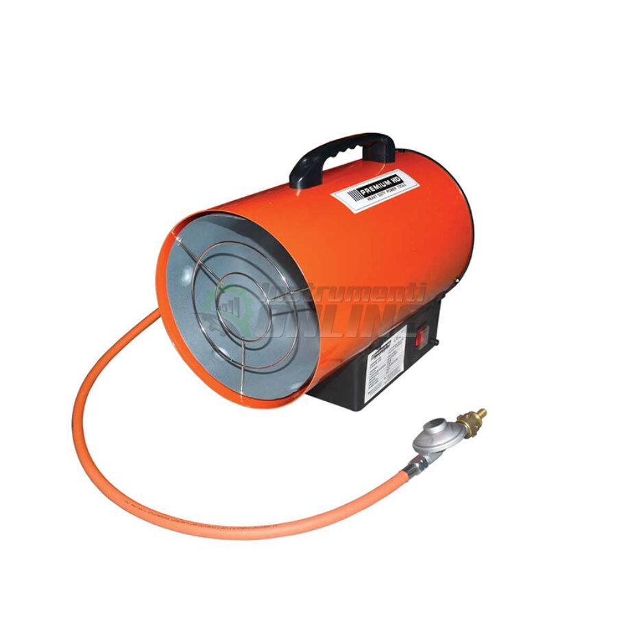 Газов, калорифер, 15 kW, 0503GH15KW, RTR, Premium