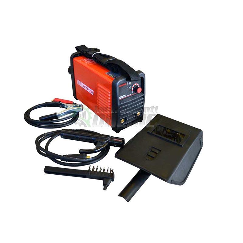 Инверторен, електрожен, 140 А, 2.0 - 3.2 мм, Premium