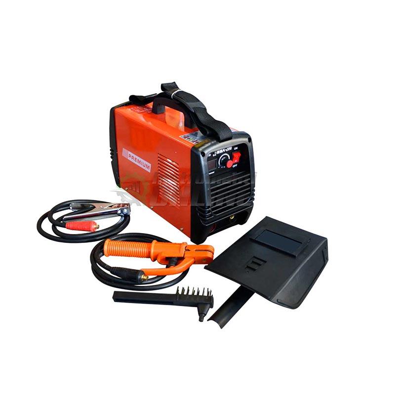 Инверторен, електрожен, 200 А, 2.0 - 5.0 мм, Premium