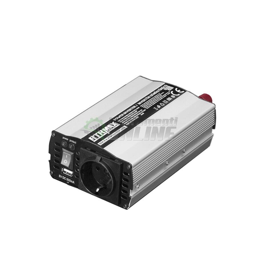 Инверторен, преобразувател, преобразувател на напрежение, 1200 W, RTM562, Rother, RTR, MAX