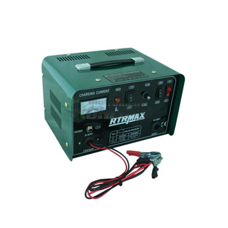 Зарядно, зарядно за акумулатор, 30-200 ah, 12-24 V, RTR, MAX