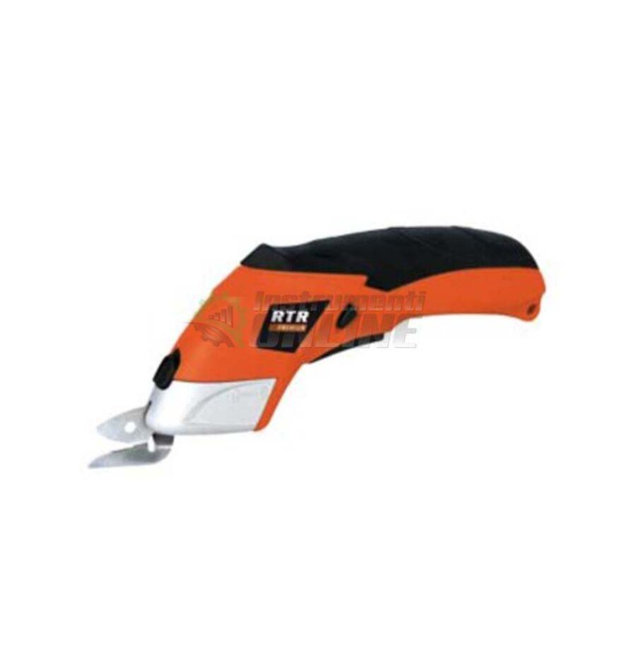 Акумулаторна, ножица, две глави, 3.6 V, Li-ion, Premium