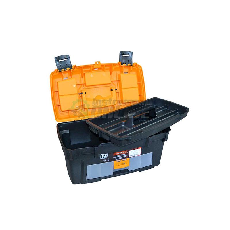 """Куфар за инструменти, куфар, инструменти, органайзер, 17"""", Premium"""