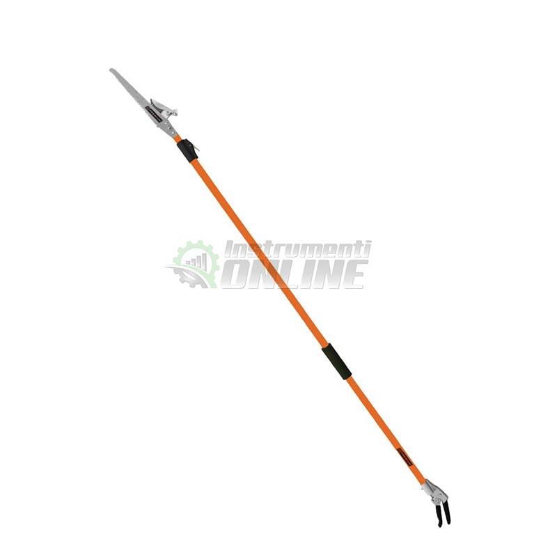 Ножица, ножица за високо рязане, ножица за клони, 3 метра, ALU, PREMIUM