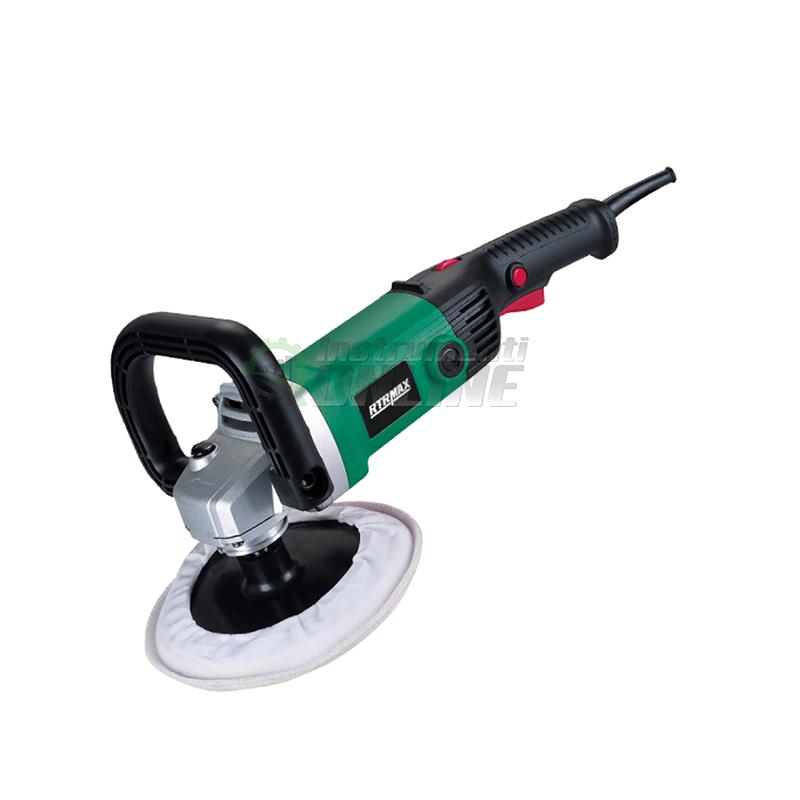 Полирмашина, 1200 W, 180 мм, 2 кг, RTR149, RTRMAX