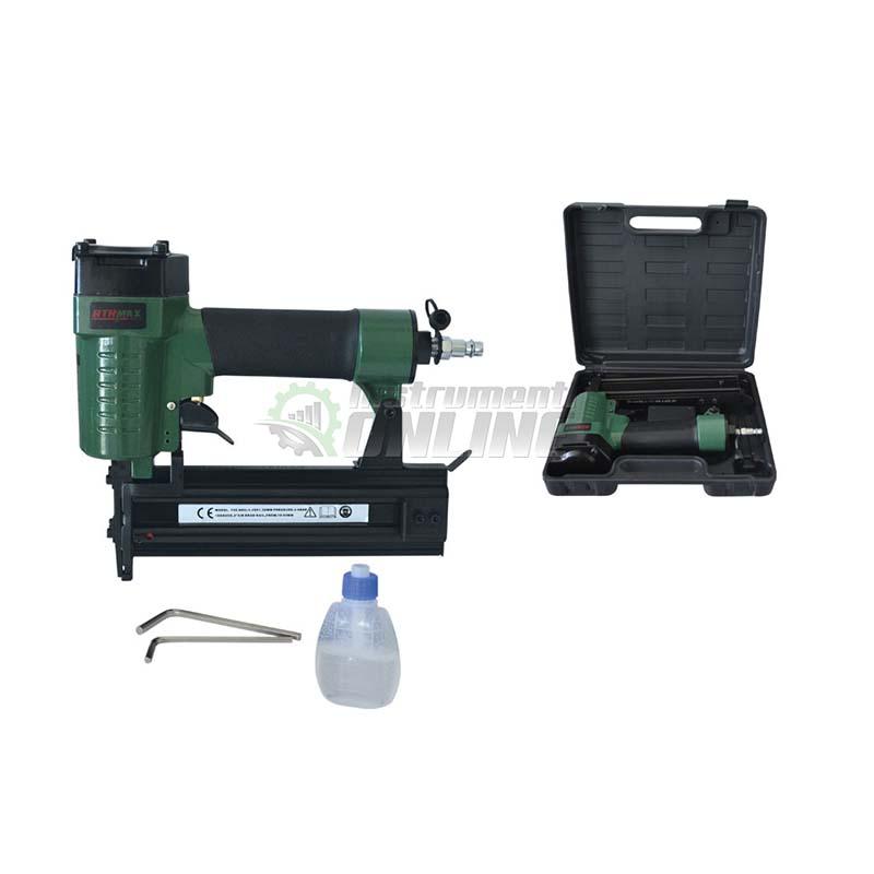 Пневматичен, такер, пирони 10-50 мм, 4.8 bar, RTRMAX