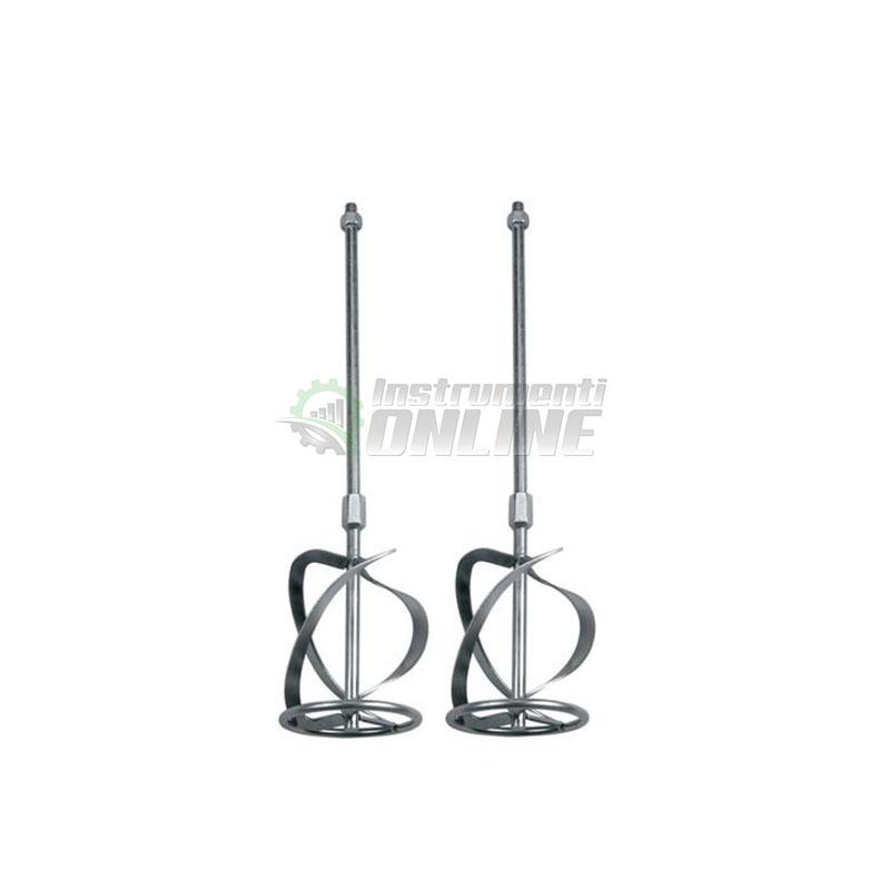 Комплект два броя бъркалки за бои и разтвори TE-MX 1600-2 CE Twin Einhell