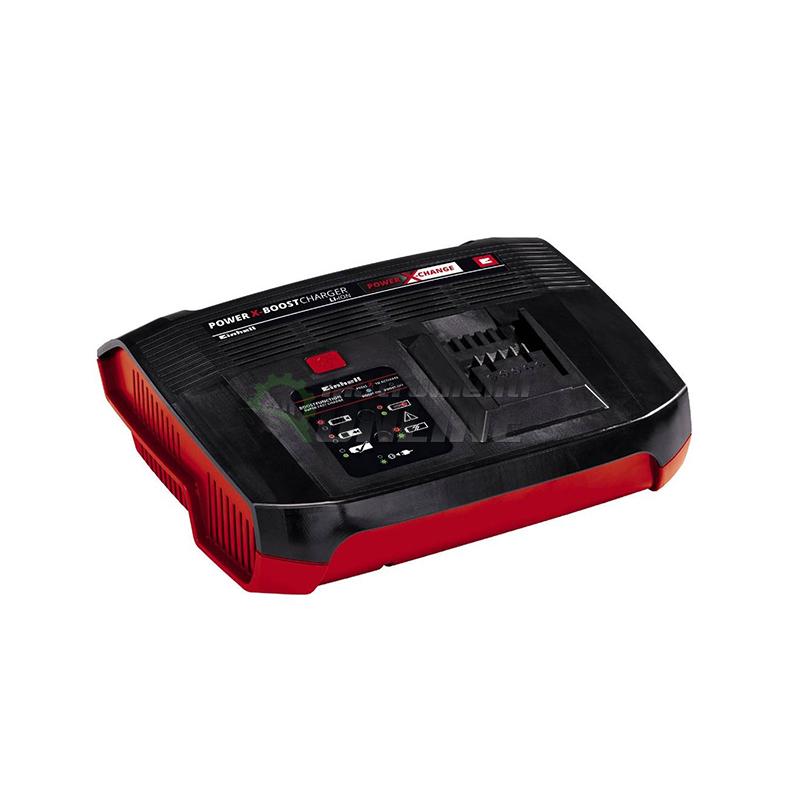 Зарядно устройство, зарядно за акумулатор, зарядно за акумулаторна батерия, 18 V, 6 A, Power X-Change, Einhell