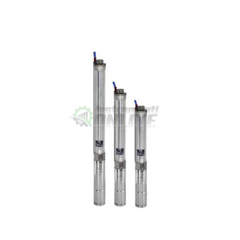 сондажни помпи, Сондажна помпа, мотор на маслена основа, S4 E 6-T, TESLA 4, DAB