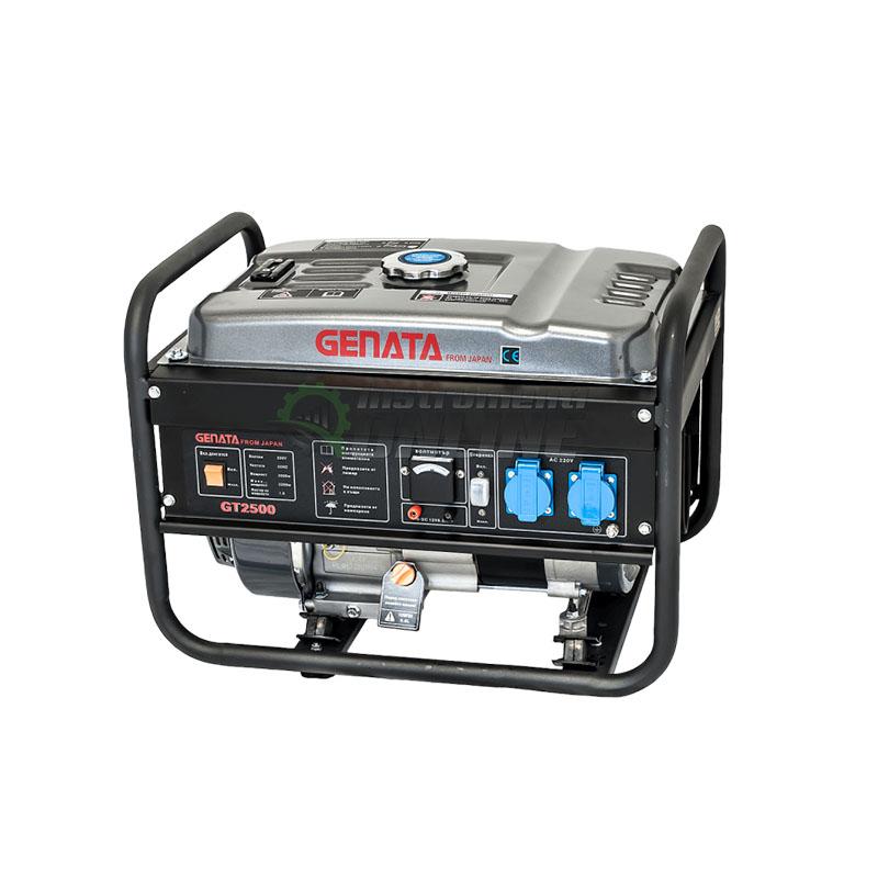 бензинови, генератори, Бензинов, генератор, 1.1 kW, Genata