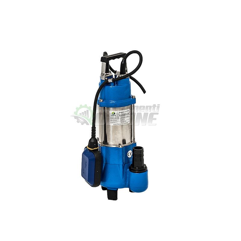 Дренажна помпа за силно замърсени води Gmax WQD WQD5-7 0.37A