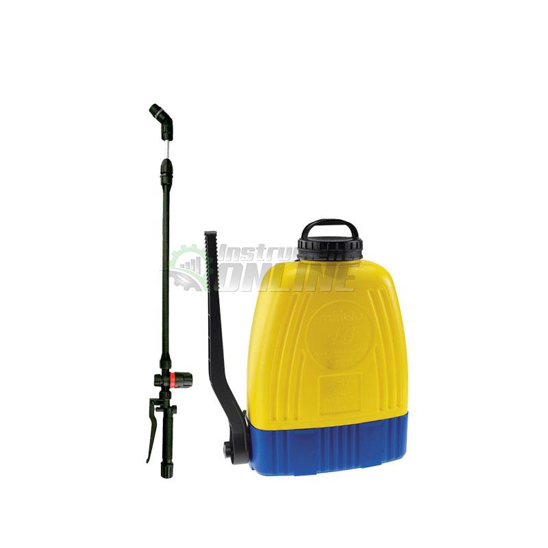Гръбна, пръскачка, регулатор, налягане, вграден клапан, Mitiqa, DiMartino