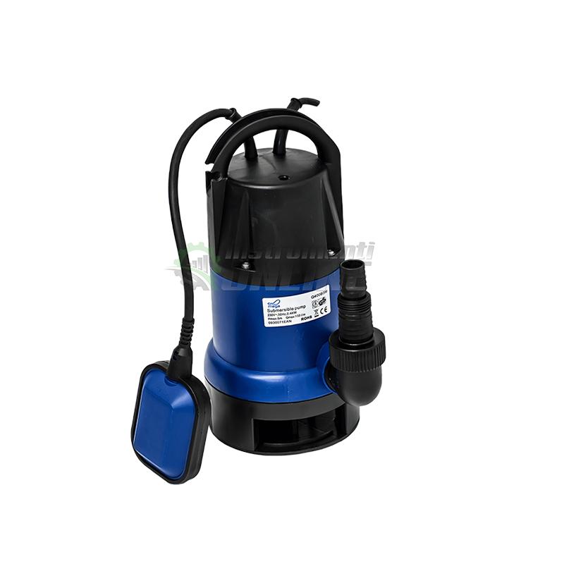 Потопяема, дренажна, помпа, мръсна вода, Hydro-S, Q400B27