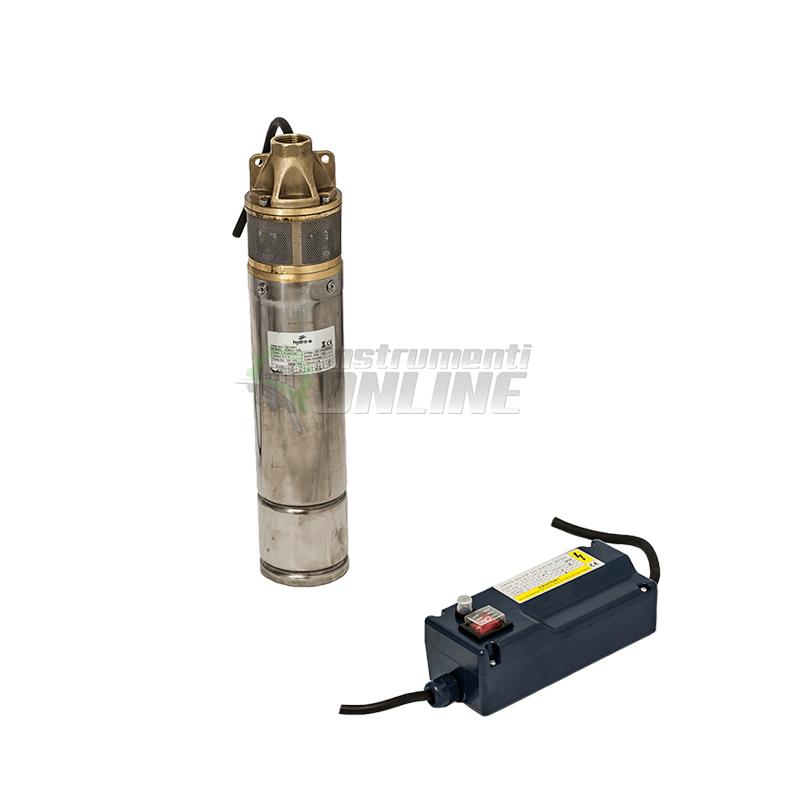 сондажни, помпи, Потопяема, сондажна, помпа, Hydro-S, 4SKM 100
