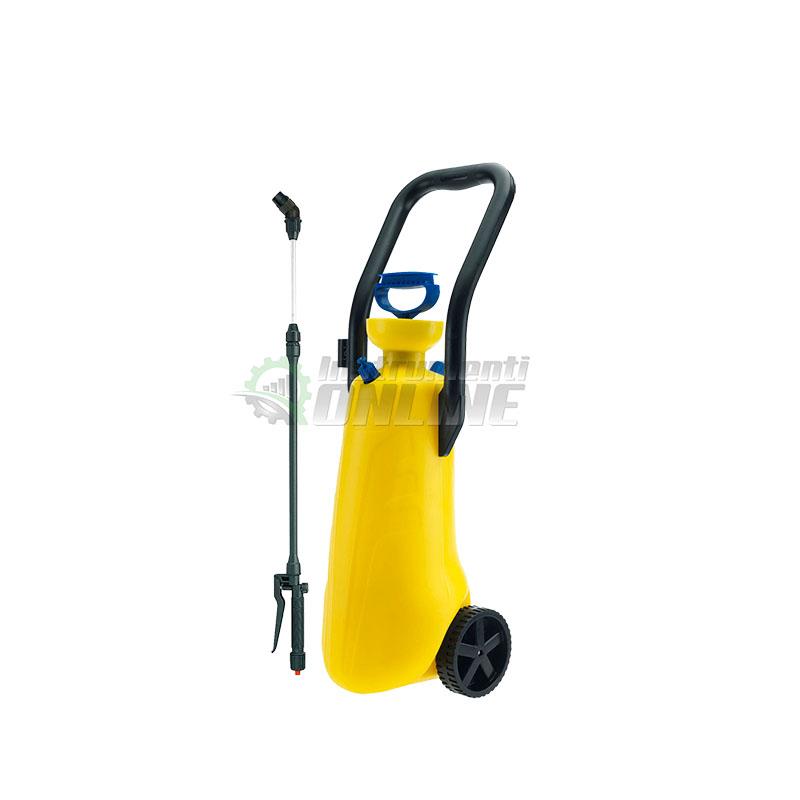 Преносима, пръскачка, регулатор за налягане, DiMartino, Carry
