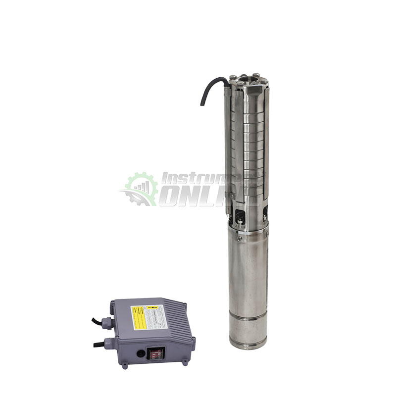 дондажни, водни, помпи, Сондажна, водна, помпа, неръждаема турбина, Hydro-S, 4SPD, 4SPD309-0.55