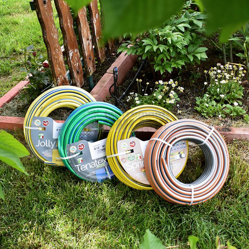 PVC маркуч, градински маркуч, маркуч с оплетка, 300N